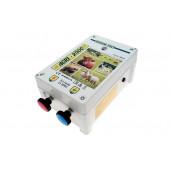 Электропастух AGRI 2500 12V/220V 3,1Дж 35км генератор