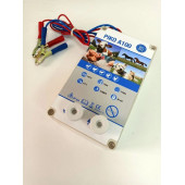 Электропастух PIKO A100 12V, 0,45-0,7Дж, 1-4км