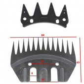 Ножи 13 зубьев для машинка для стрижки овец