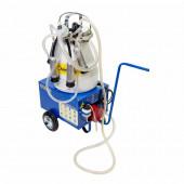 Аппарат доильный ФЕРМЕР АДЭ-02 для коров, разборная резина