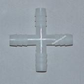 Крестовина пластик 8 для системы поения