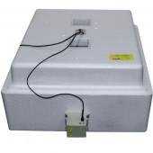Инкубатор Несушка 104 220В арт73, авто переворот для яиц, 1 решётка, простой аналоговый терморег, без влажности