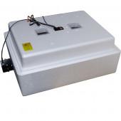 Инкубатор Несушка 104 220/12В арт77, авто переворот для яиц, 1 решётка, простой аналоговый терморег, без влажности