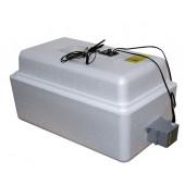 Инкубатор Несушка 36 220/12В арт74, авто переворот для яиц, 1 решётка, простой аналоговый терморег, без влажности